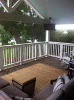 Balcony and Patio Cover