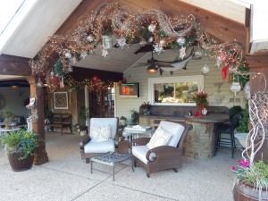 Holiday Patio Cover
