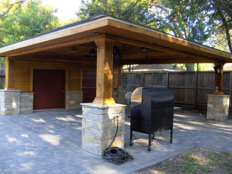 wood carports photos - photo #22