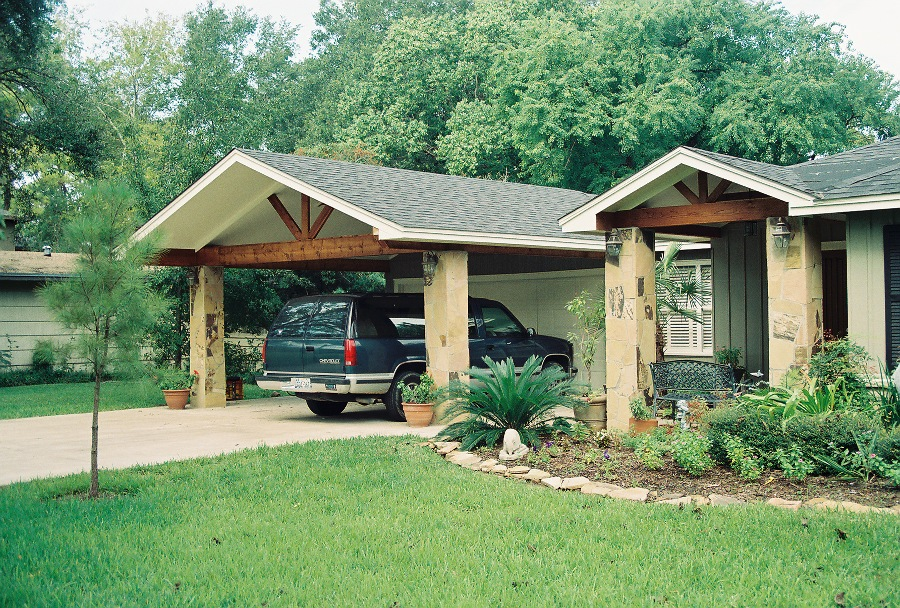 wood carports photos - photo #4