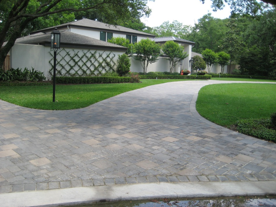 Driveways Wood Crafters