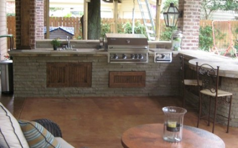 How To Choose The Right Features For Your Outdoor Kitchens In Houston