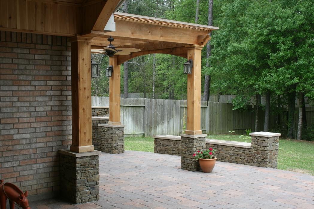 Patio Pavers Wood : Pavers wood crafters page