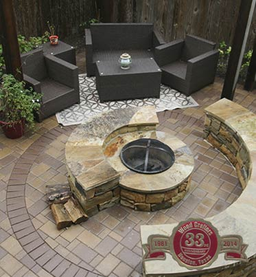 image of patio pavers